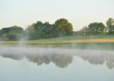 Dawn in Johnson County, Missouri