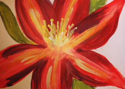 Day Lily (water color)